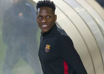 Official: Yerry Mina handed the number 24 shirt at Barca