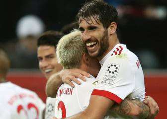 Javi Martínez: 'Real Madrid's bad results have surprised me'