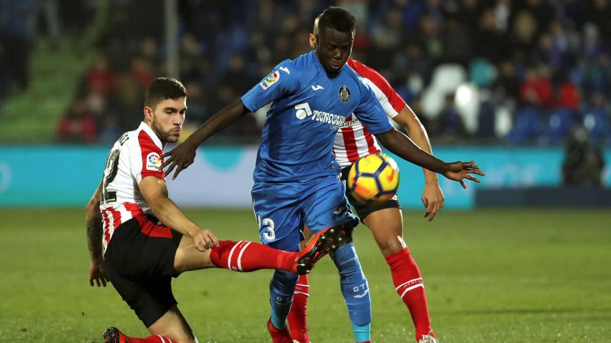 Resumen Getafe 2-Athletic 2  Reparto de puntos y penaltis - AS.com 40174e8057ee6