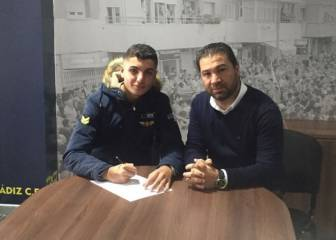 Madrid look to future with signing of Cádiz star Fran Rivera