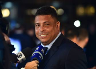 Ronaldo reveals desire to buy Championship club