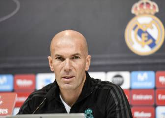 Zidane rules out new arrivals: