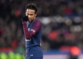 PSG chiefs getting worried about the Neymar situation - reports