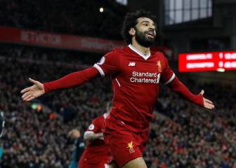 'Real Madrid will make a serious bid for Salah this summer'