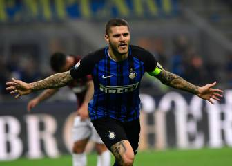 Icardi agent ignites social networks with Madrid 'work trip'