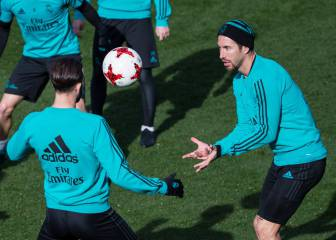 Ramos, Isco and Benzema start for Real Madrid in Copa del Rey