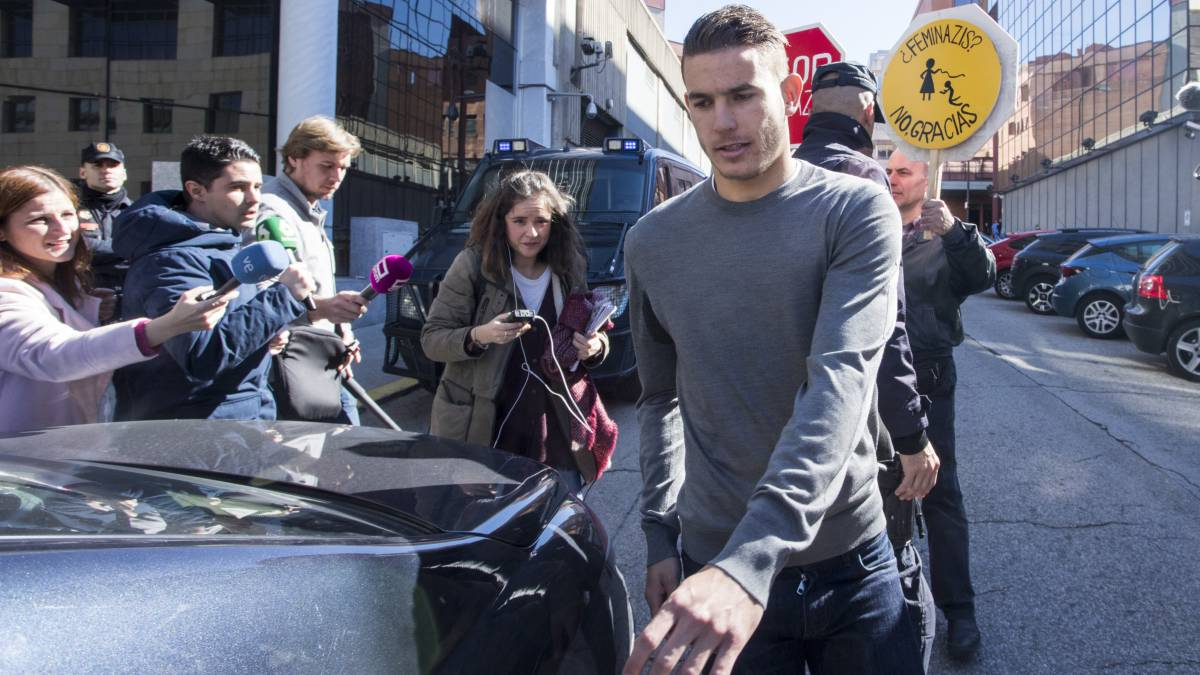 Lucas Hernández could face jail time over wedding, honeymoon