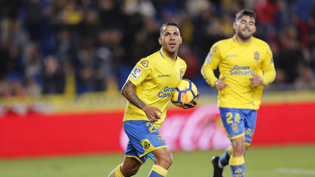Las Palmas reject a 20 million euro offer from China for Viera