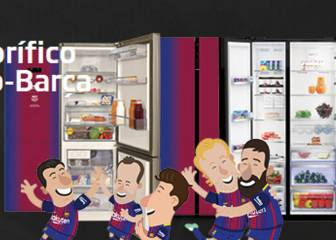Barcelona training kit gets Beko 57 million euros sponsorship
