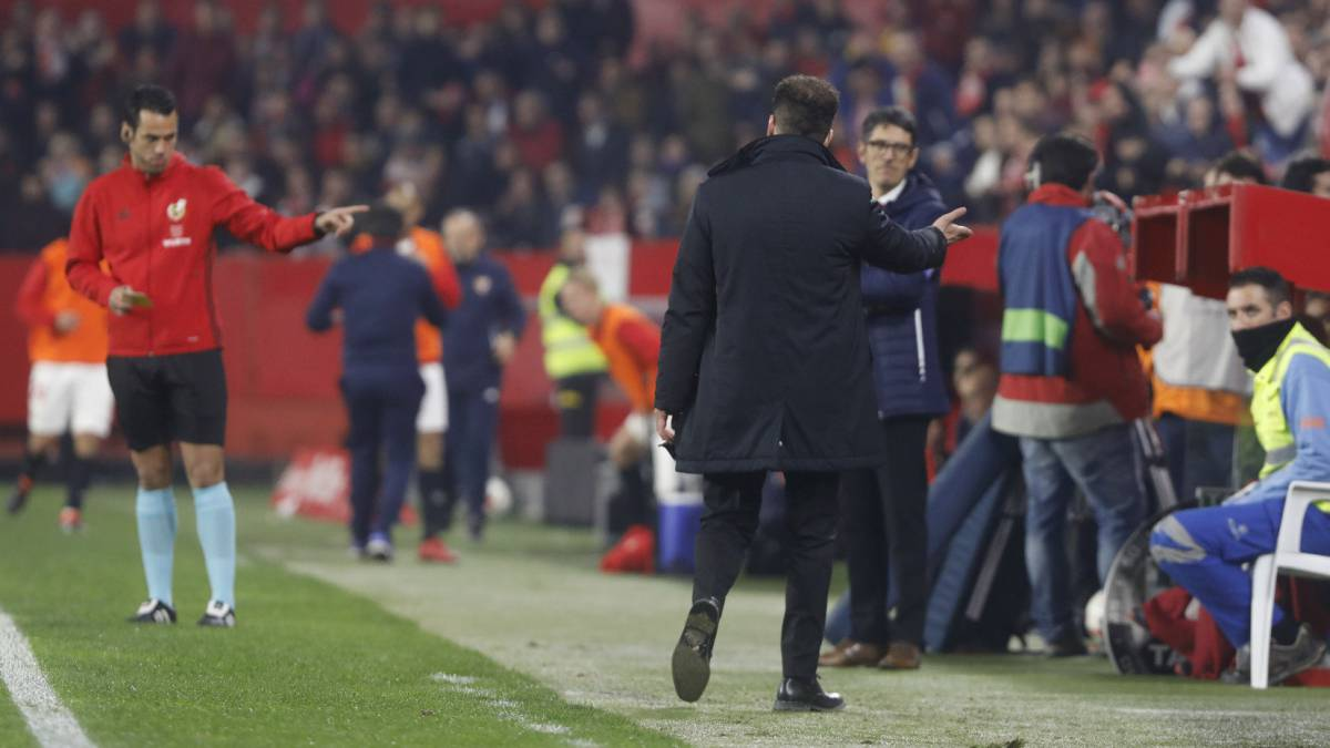 Simeone suspended for three games