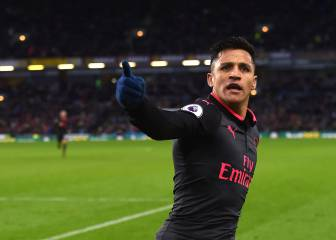 Lío Arsenal-United: Alexis se saltó un control antidoping