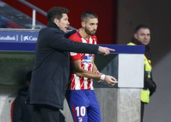 Juventus contact Atlético to reopen talks for Carrasco