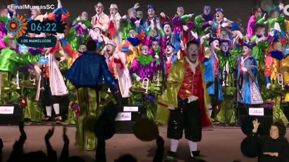 Las murgas del carnaval de Tenerife difaman al Getafe