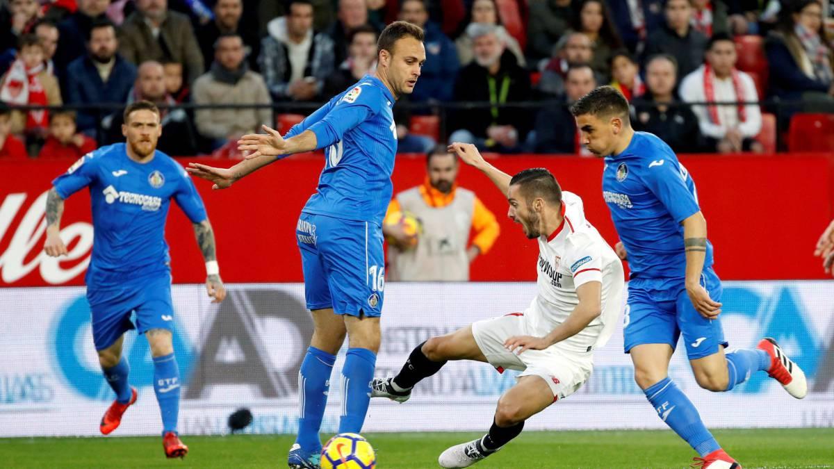 Getafe Resultado Y Resumen Hoy En Directo: Sevilla-Getafe: Goles, Resumen Y Resultado