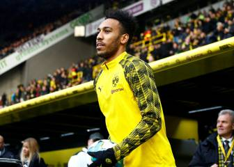 Arsenal close in on Borussia Dortmund's Aubameyang