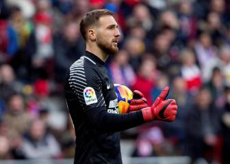 Atlético Madrid's Jan Oblak joins 100 club in LaLiga