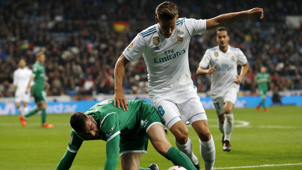 Llorente: Deportivo, Newcastle chasing Real Madrid man
