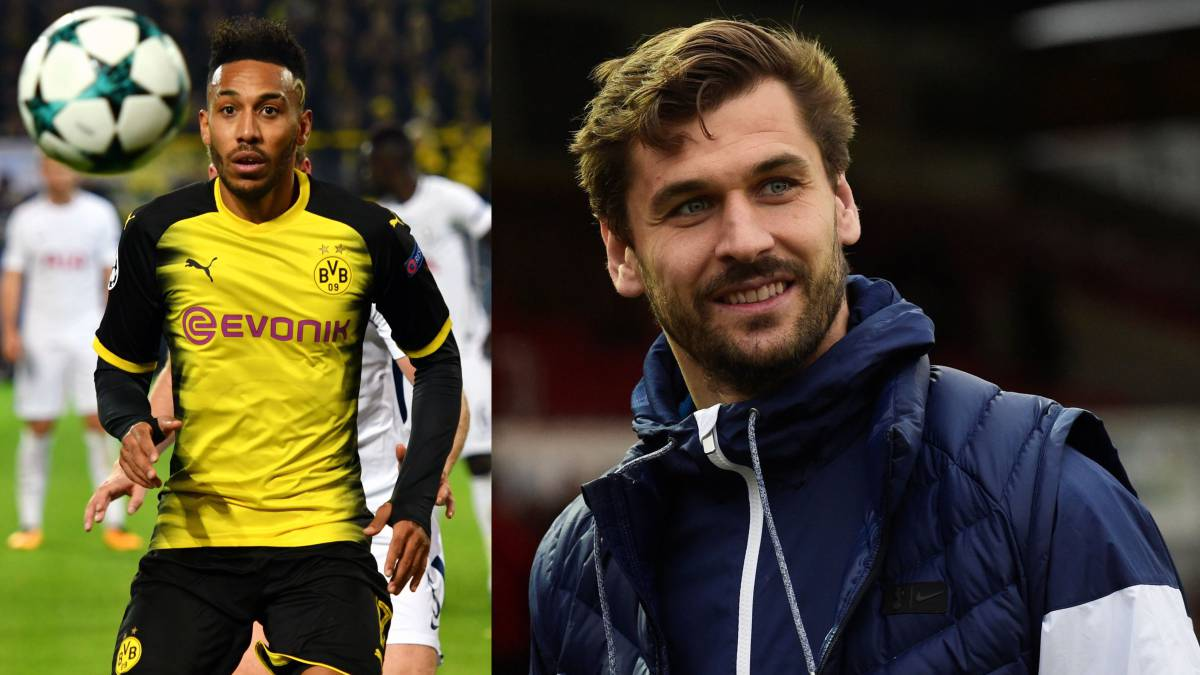 Aubameyang to Arsenal rests on Spurs man Fernando Llorente