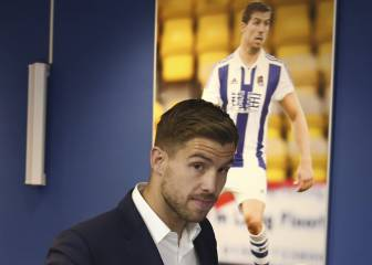 Iñigo Martínez completes controversial Athletic move