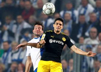 Marc Bartra to Real Betis move to be confirmed today