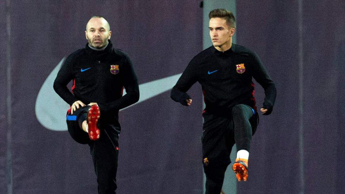 Denis Suárez back in Barça squad, Semedo and Gomes out
