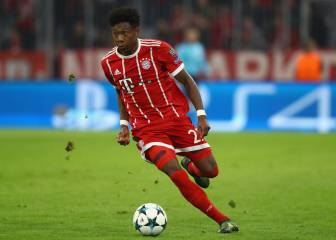 Barcelona targeting summer move for Bayern's Alaba