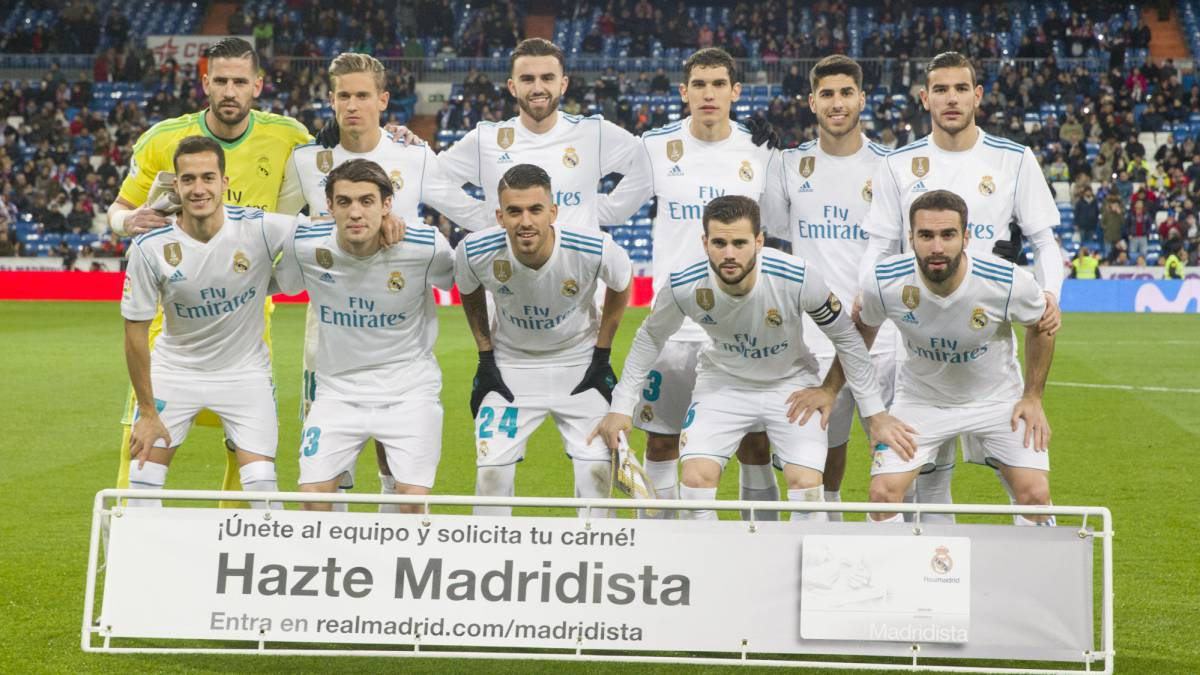 Those who benefit from Real Madrid's lack of transfer activity