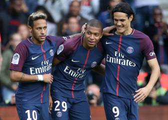 The PSG financial fair play plan is taking effect: Moura, Guedes...