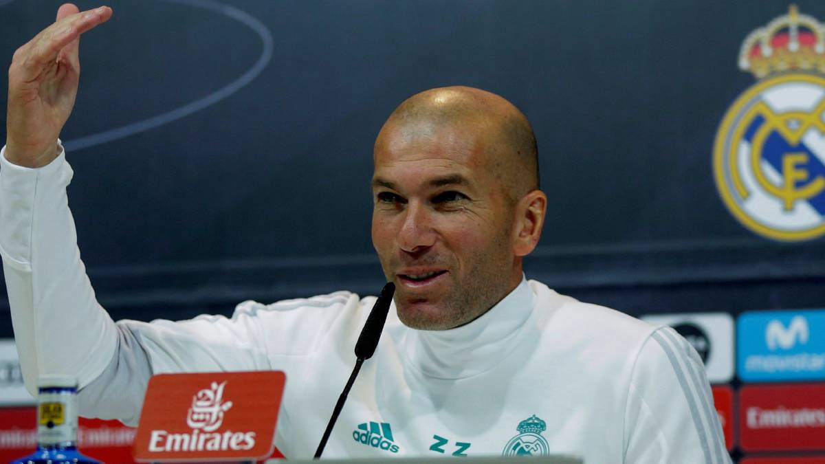 Zinedine Zidane says 'this isn't over' ahead of Levante vs Real Madrid in LaLiga
