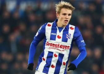 Has Ødegaard flopped during his time in Holland?