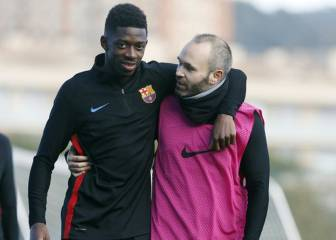 Four reasons why Ousmane Dembélé is so injury prone