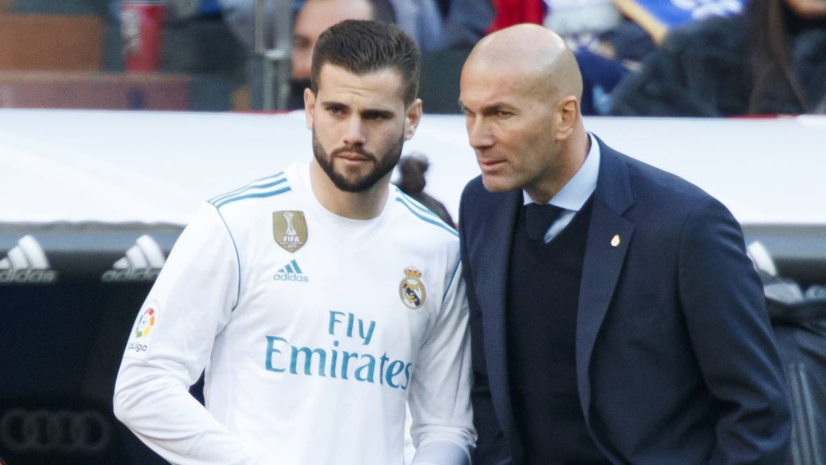Real Madrid-PSG: Nacho to replace suspended Carvajal for Champions League clash