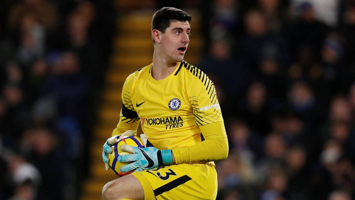 "Courtois: ""If Madrid want me, then they need to talk to Chelsea"""