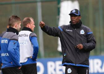 The Seedorf effect at Depor: new routines and new captain