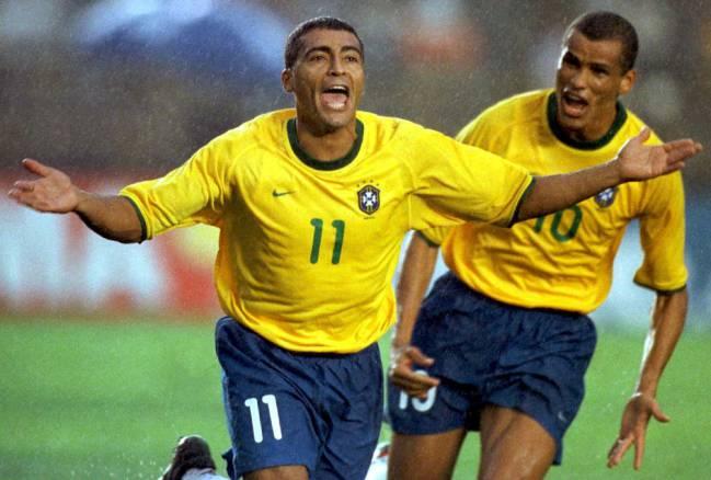 Qué fue de Romario?: el mito carioca que goleó en Barcelona - AS.com