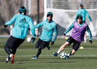 Zidane calls up Tejero and Darío Ramos for Real Madrid