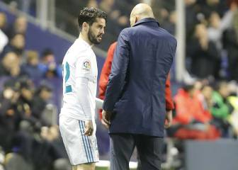 Isco exit would open way for Hazard arrival at Real Madrid