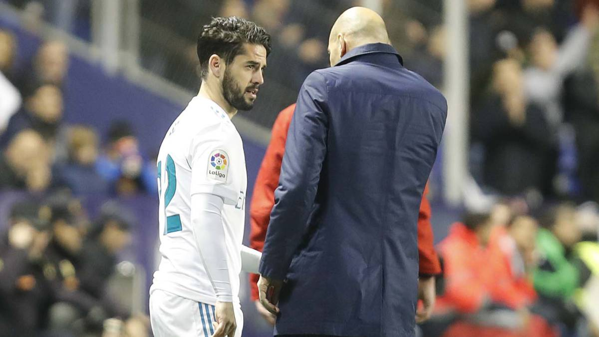 Real Madrid: Isco exit would open way for Eden Hazard arrival