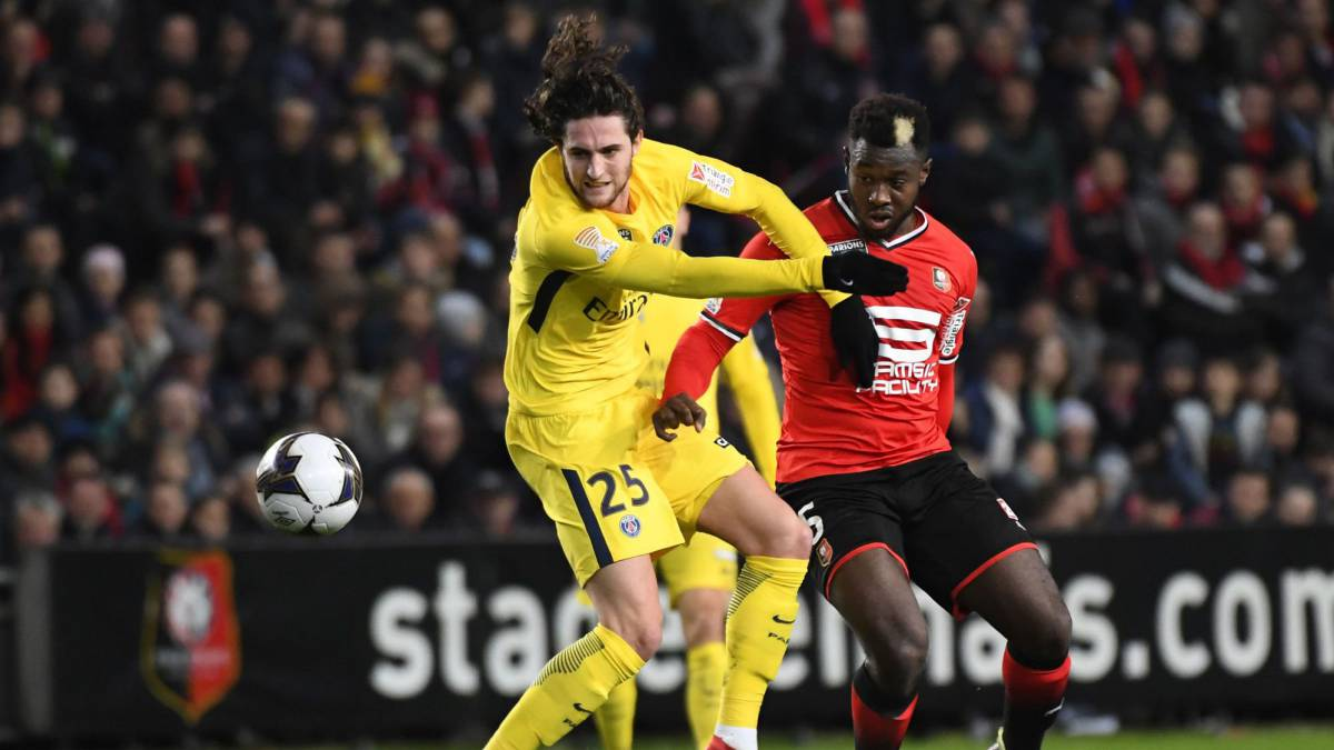 "Rabiot: ""La eliminatoria con el Madrid está 50-50"""