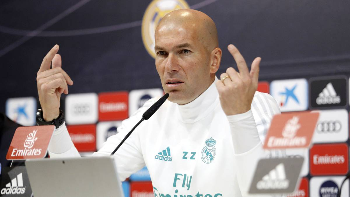 """I want Isco to stay forever"" - Real Madrid boss Zidane"