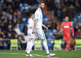 Benzema at the limit and needs a performance against PSG