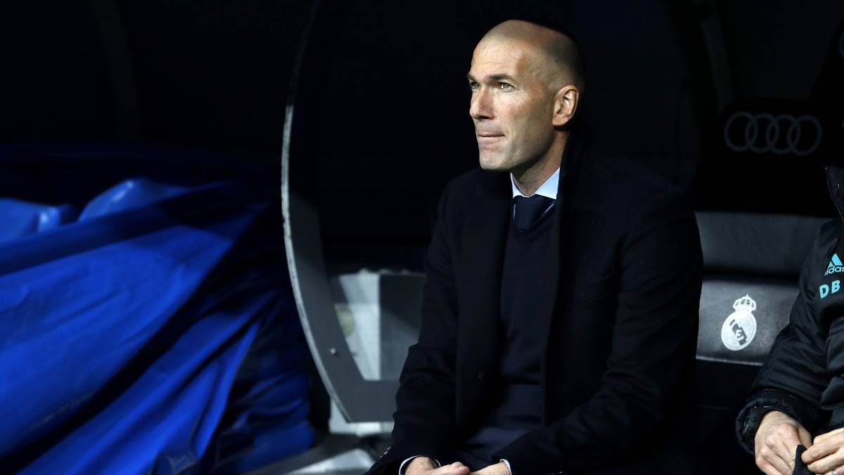 "Zidane: ""I am responsible for this"""