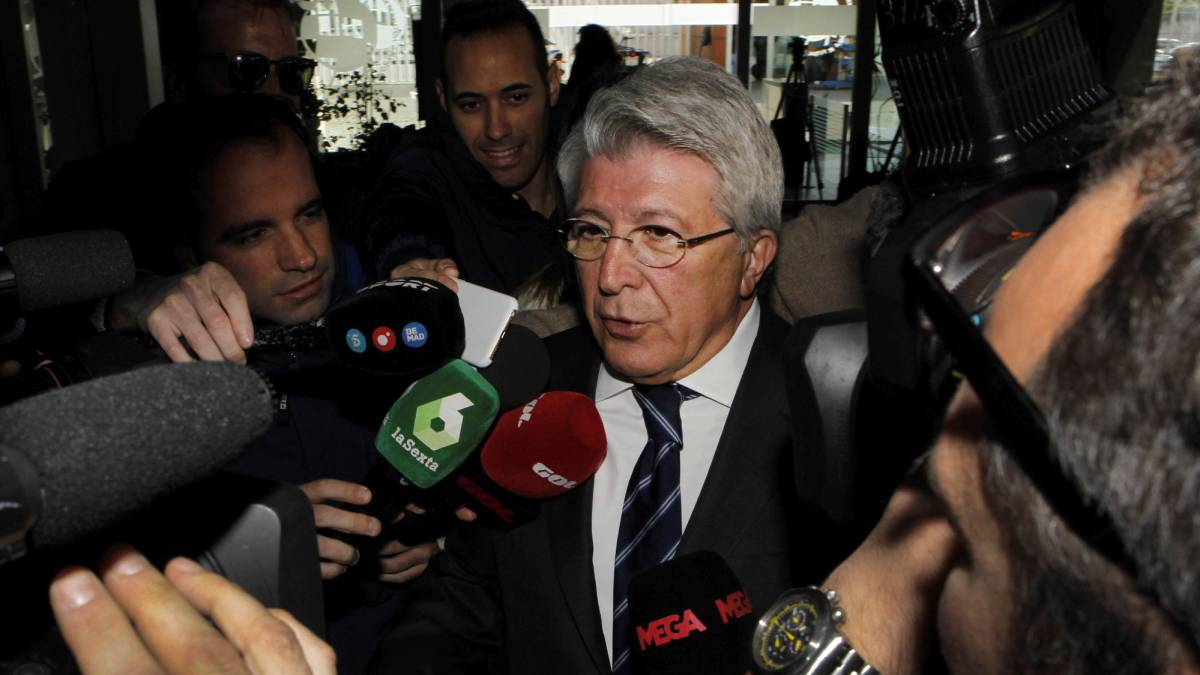 "Cerezo: ""We're delighted that the Copa final will be played in our stadium"""