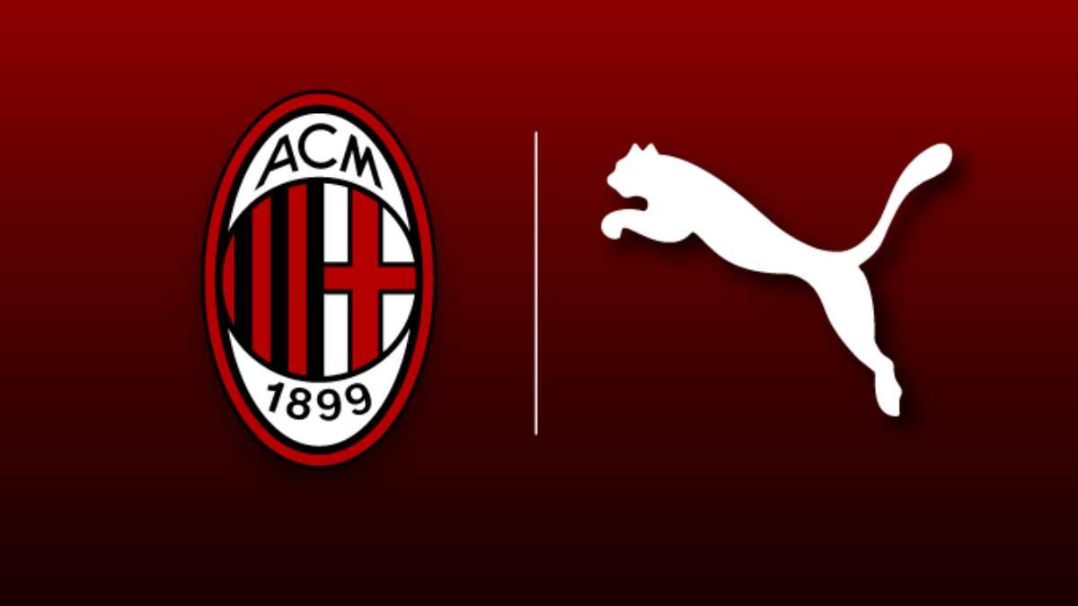 Milán cambió a adidas por Puma luego de 20 años