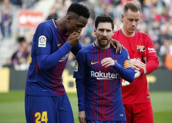 Radiografía del vestuario del Barça: tocados, no hundidos