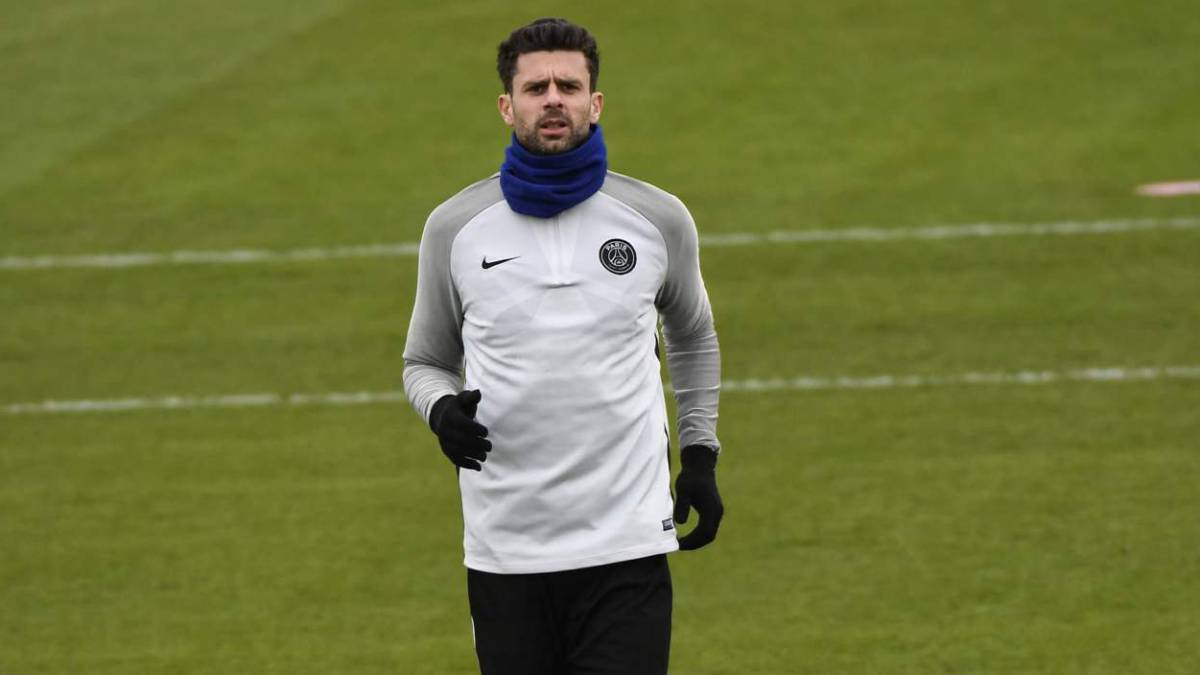 Thiago Motta ruled out against Madrid, Lass Diarra could start