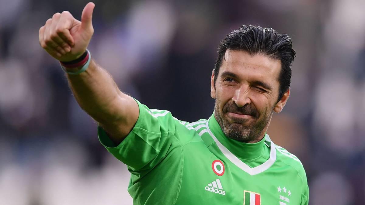 Buffon Italien