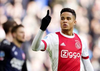 Justin Kluivert: