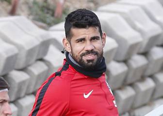 Diego Costa no viaja a Copenhague por molestias