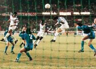 PSG's comeback from a 3-1 deficit against Madrid in 1993